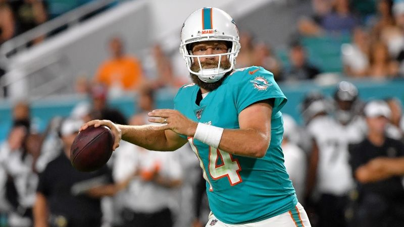 Dolphins Odds, Win Total, Projected Spreads For Every 2019