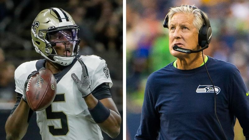 NFL Preseason Week 2: Betting Odds & Angles for Seahawks-Vikings, Saints-Chargers article feature image