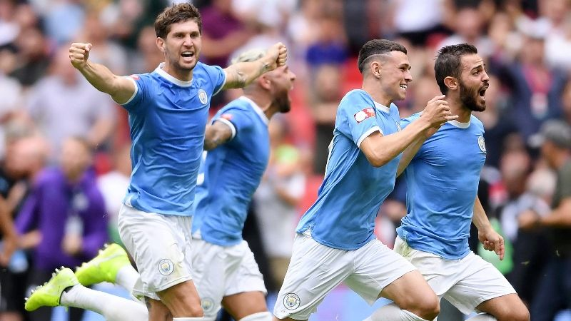 2019-2020 Premier League Odds: Manchester City Odds-On Favorites to Win Another Title article feature image