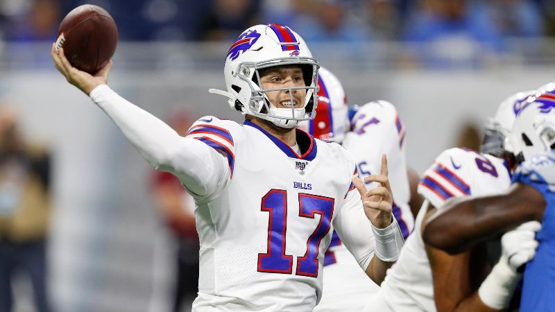 Bills Odds, Win Total, Projected Spreads For Every 2019 Game