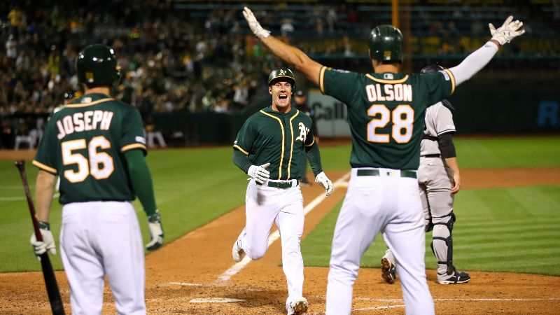 MLB Expert Predictions: Our Staff's Favorite Wednesday Bets, Including Yankees-Athletics article feature image