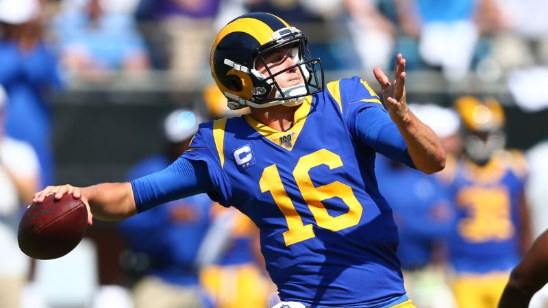 NFL Week 3 Betting Market Report: Rams vs. Browns Seeing Lopsided Action on Key Number article feature image