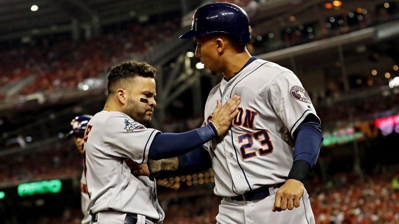 2020 World Series Odds: Astros Favored To Win Title article feature image