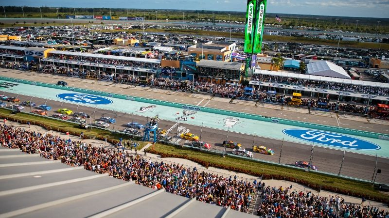 Best Prop Bets for NASCAR at Homestead: Tons of Top-5 Value article feature image
