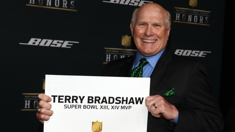 Bradshaw Super Bowl