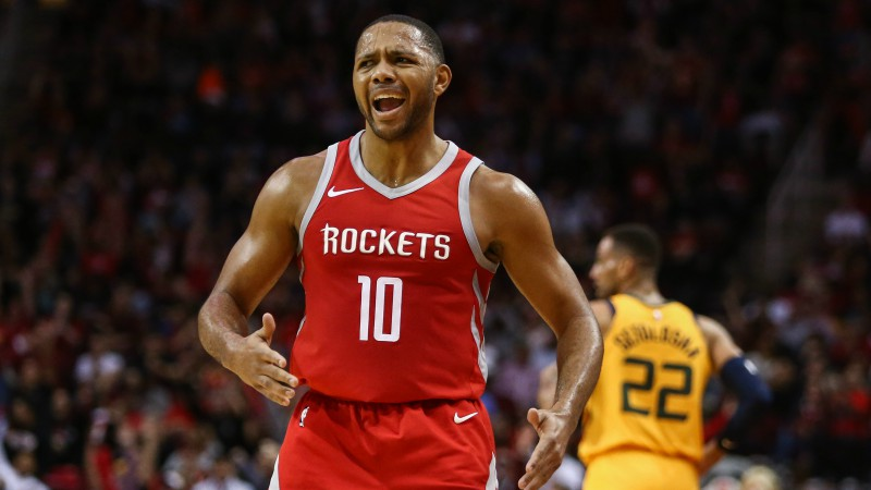 Warriors-Rockets X-Factor: The Eric Gordon Puzzle article feature image