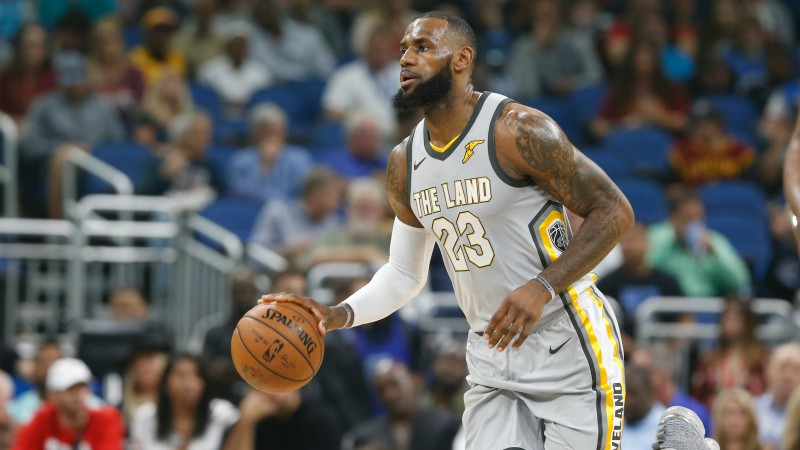 Moore: Will LeBron Win a Title in LA? Picking Props for New-Look Lakers article feature image