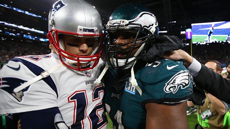 Super Bowl 53 Odds: Patriots, Eagles Favorites Again article feature image