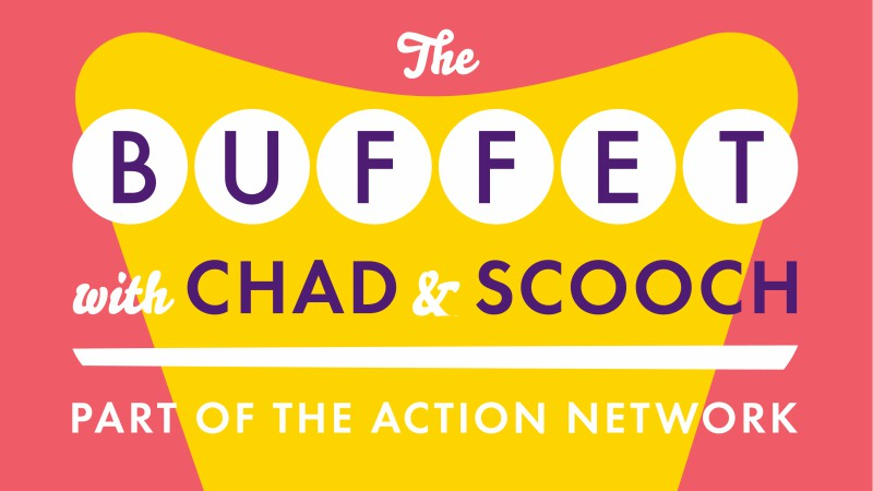 The Buffet with Chad and Scooch, Episode 35 – Gambling Olympics with The Three Donkeys article feature image
