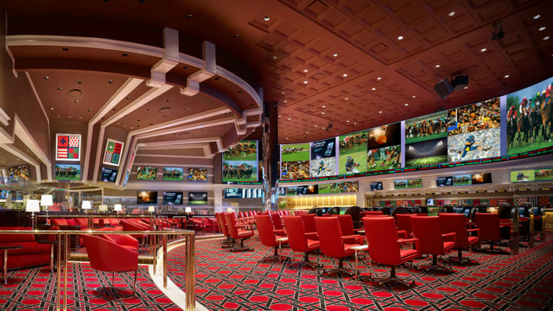 The 10 Best Las Vegas Sportsbooks for Betting on March Madness | The