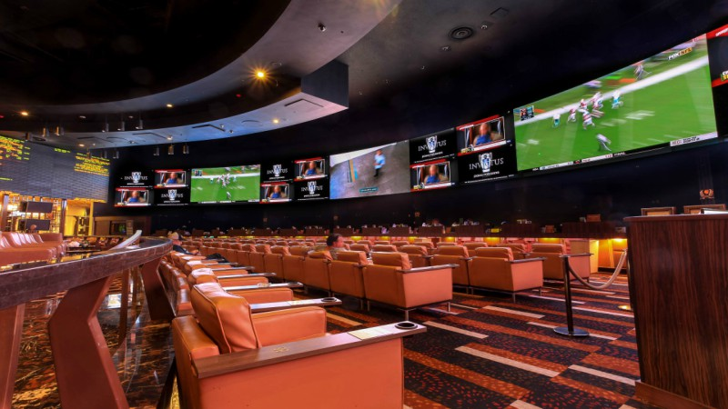 Best Las Vegas Sportsbooks The Action Network