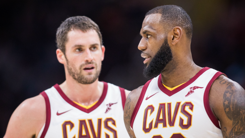 Spread the Floor, 5/14: What Were the Cavs Thinking?! article feature image