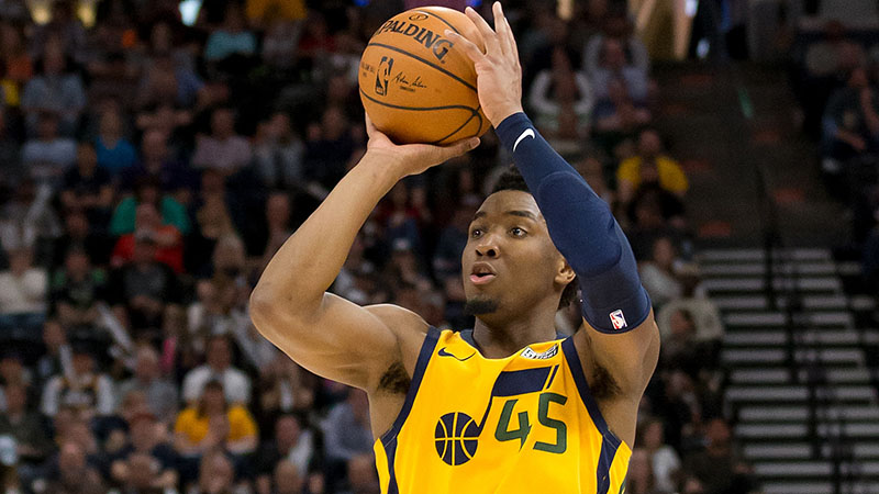 Sunday NBA Betting Guide: Can Utah Hang with Houston at Home? article feature image