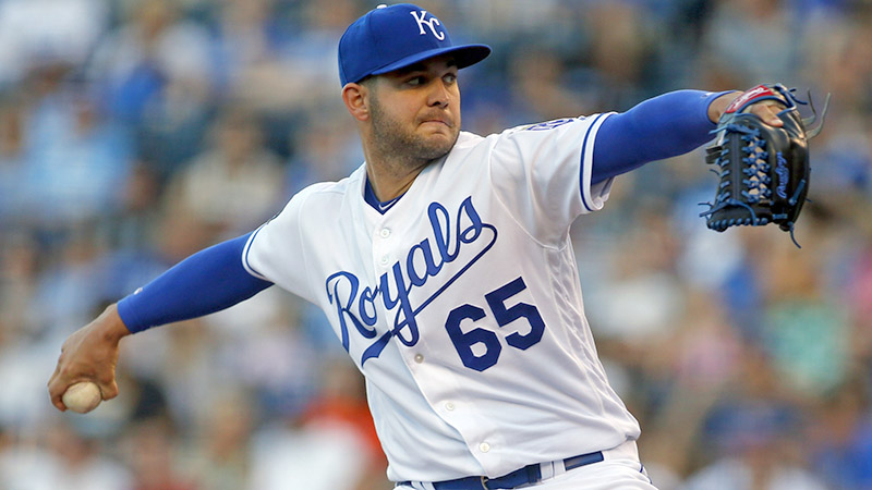 Marky's Monday MLB Forecast: Cubs-Royals Pitchers Will Have Hands Full article feature image