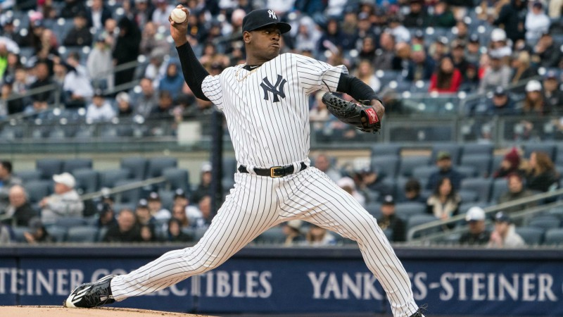 Yankees-Blue Jays Betting Preview: Can Luis Severino be Stopped? article feature image
