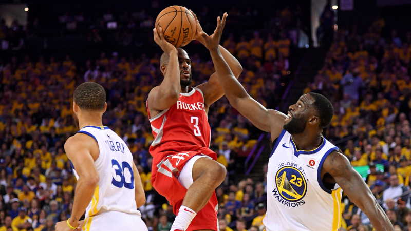 The Angles: Everything You Need to Know About Warriors-Rockets Game 5 article feature image