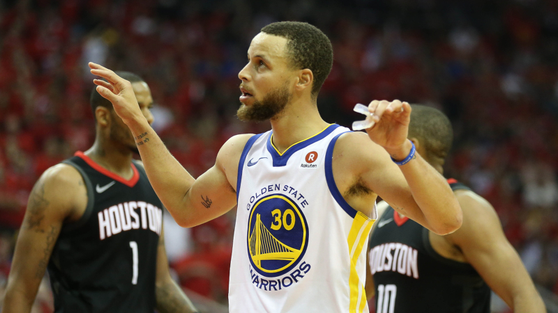 Rockets-Warriors Game 4 Preview: Curry's Fire Tornado, Houston's Last Stand and the Iguodala Factor article feature image