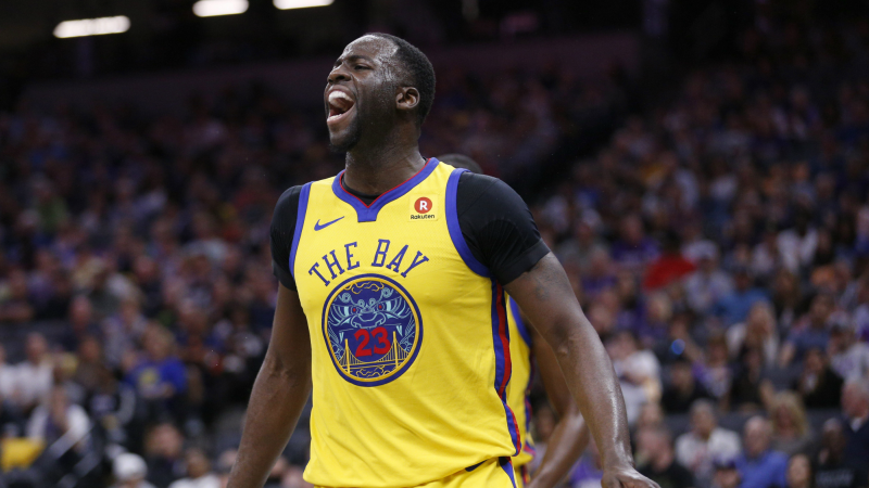 The Warriors Are Dominant ATS in the Playoffs as Large Favorites article feature image