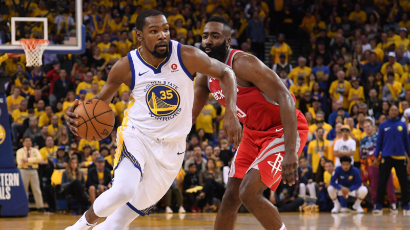 Game 7 Trends: Warriors Are Only the Second Road Favorite Since 2005 article feature image