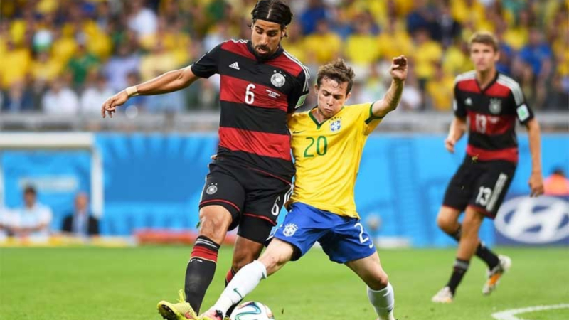 Germany-Brazil Is Most Likely 2018 World Cup Final article feature image