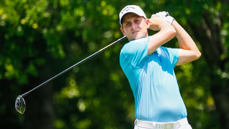 Emiliano Grillo Is a Safe DFS Value Play at U.S. Open article feature image