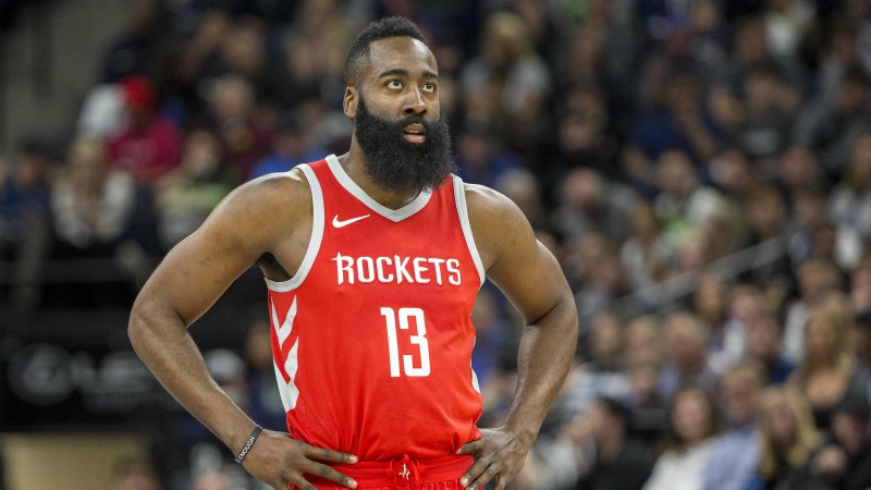 Pointless James Harden Foul Mooses Under Bettors article feature image
