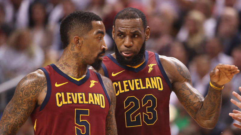 Mears: What's Going on With the Cavs' Role Players? article feature image