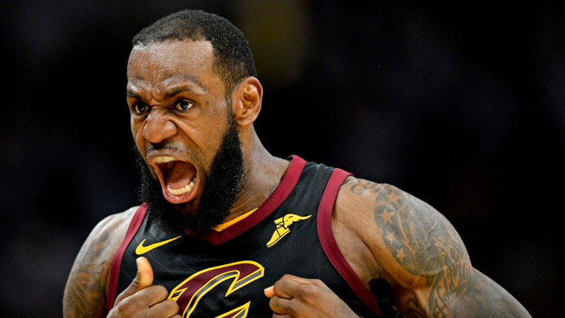 Game 1 Trends: Betting On Underdog LeBron Has Historically Been Profitable article feature image