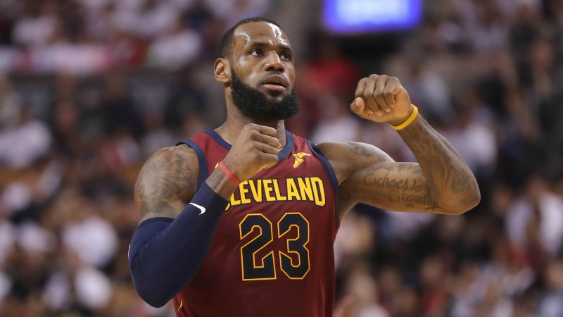 Saturday NBA Betting Guide: Can Cleveland Go Up 3-0? article feature image