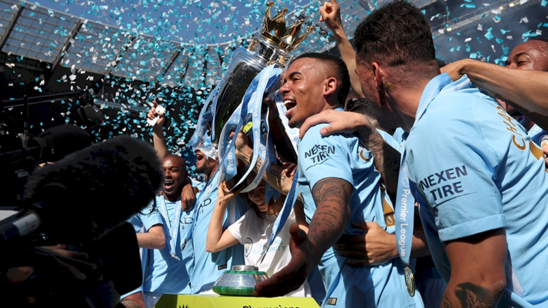 Manchester City Favorites to Repeat as Premier League Champions article feature image