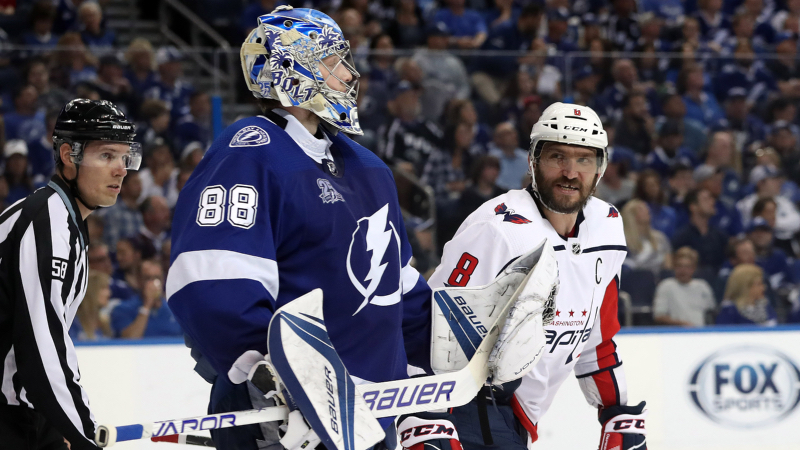 A Profitable Trend to Know for Capitals-Lightning Game 6 article feature image