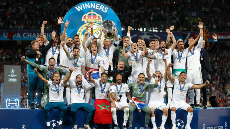Real Madrid Among 2018-19 Champions League Favorites article feature image
