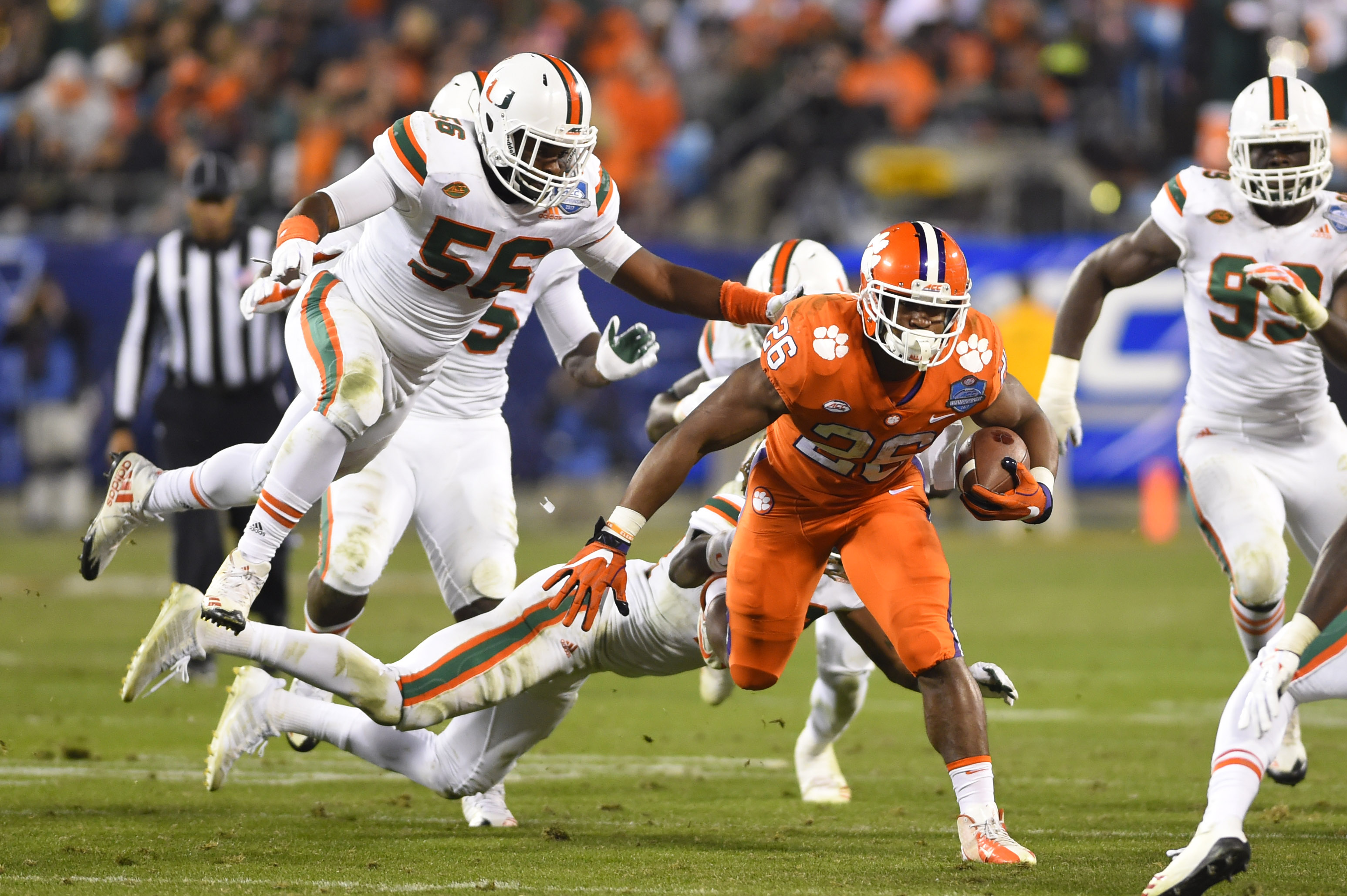 Wilson: The National Title Future I'm Betting, Plus Two ACC Win Totals article feature image