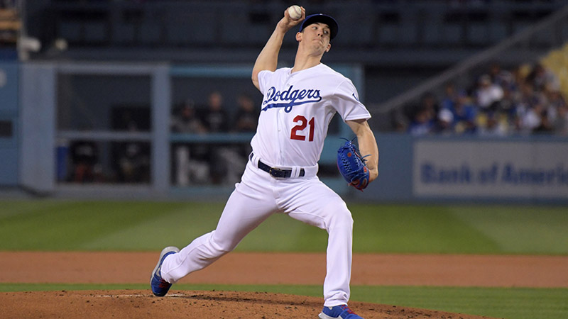 Friday's MLB Over/Under: Will Buehler and Lucchesi Continue Rookie Success? article feature image