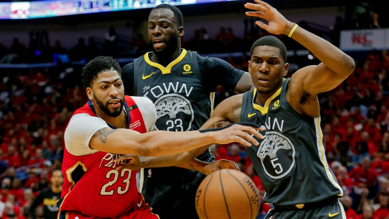 What the Pros Are Betting in Pelicans-Warriors Game 5 article feature image