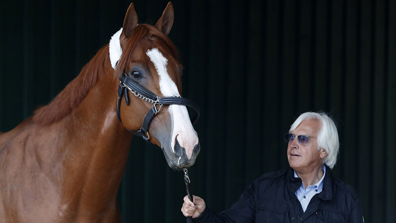Lo Duca: Will Justify Make It Look Easy at the Preakness Stakes? article feature image