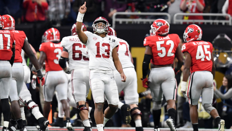 Wilson: A Deep Dive Into South Point's CFB Games of the Year article feature image