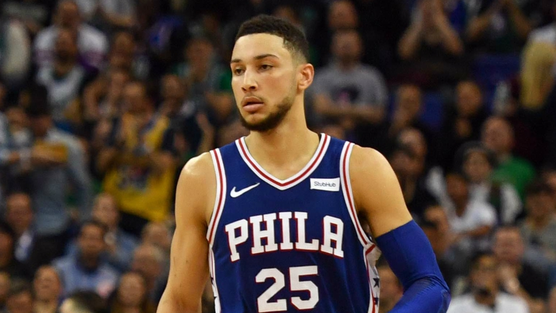 3 NBA Props for Thursday: Simmons Over/Under 8.5 Assists? article feature image