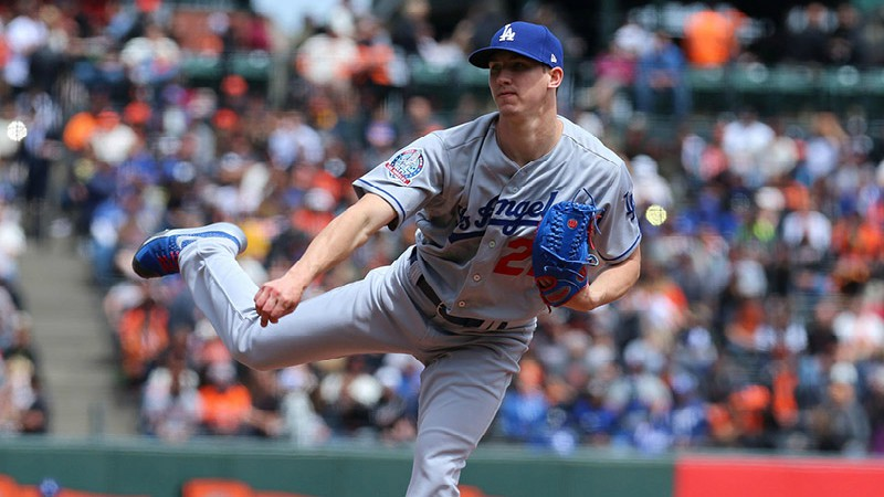 Thursday's MLB Over/Under: Will Mahle and Buehler Continue Impressive Rookie Campaigns? article feature image