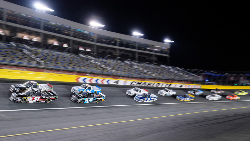 NASCAR Trucks Offer Best Betting Value of the Weekend article feature image