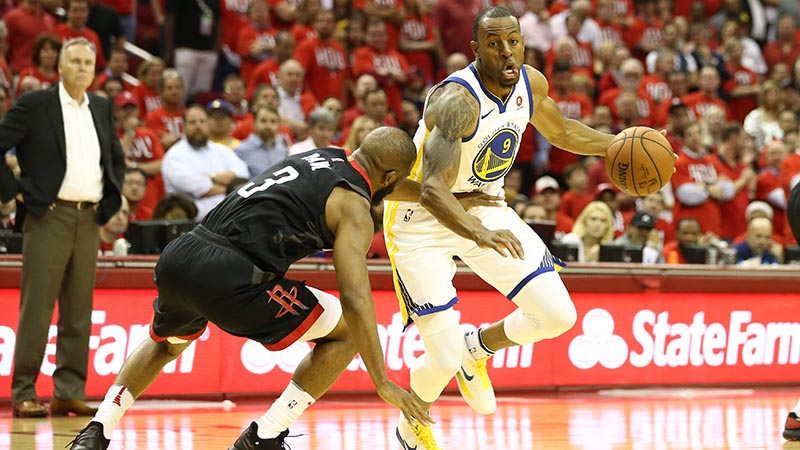 How the Rockets Can Fix Their Defense in Game 2 article feature image