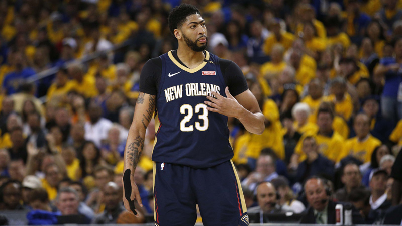 Wake and Rake: Sneaky Wiseguy Action All Over Warriors-Pelicans Spread article feature image