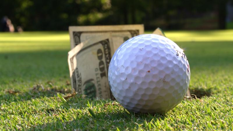different golf betting games nassau