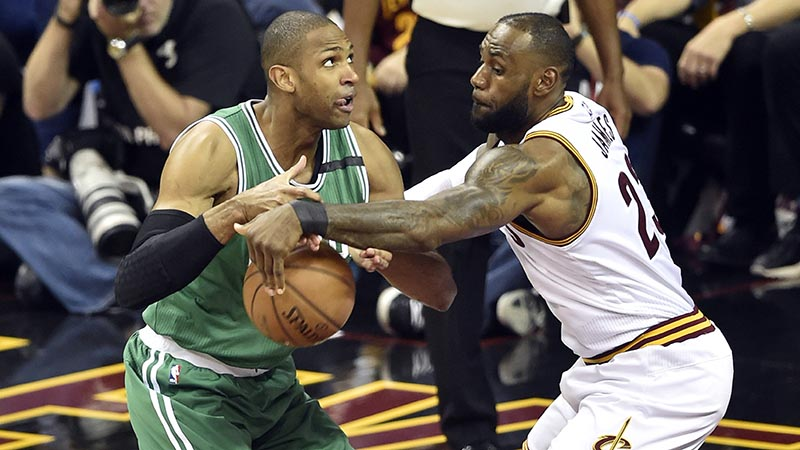 Cavs-Celtics First Look: Horford's Struggles, Tatum's Rise and … LeBron article feature image