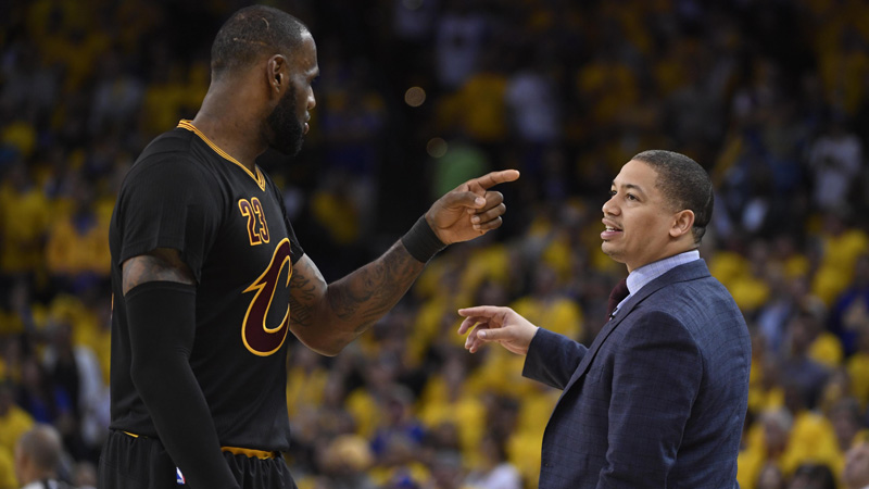 What's Responsible for Cavs-Warriors Game 1 Line Movement? article feature image