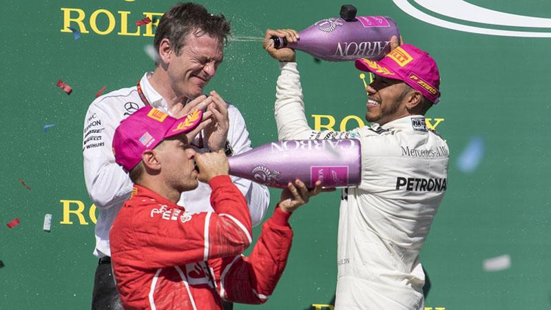 Vettel, Hamilton Heavy Favorites for 2018 Monaco Grand Prix article feature image