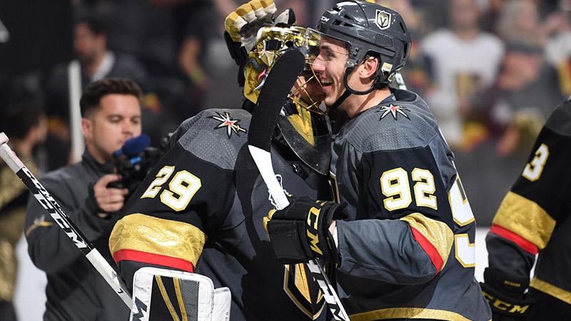 Did the Market Overreact to Vegas' Game 1 Win? article feature image