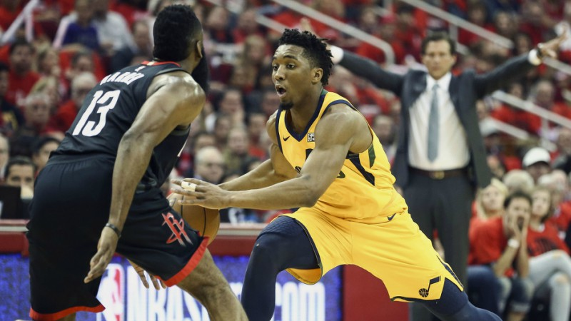 Wiseguys Hammering Game 2 Total for Jazz-Rockets article feature image