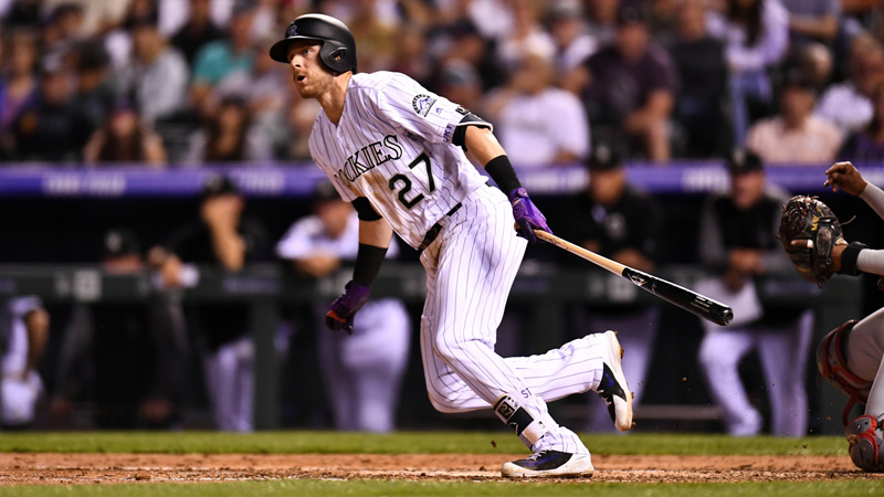 Professional Money Driving Angels-Rockies Total to Highest of Season article feature image