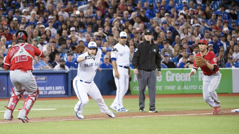 Over Bettors in Toronto Let Down After First-Inning Explosion article feature image